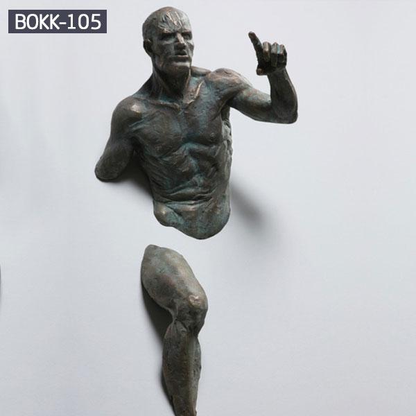 Modern home art matteo pugliese artists designs replica bronze metal statue