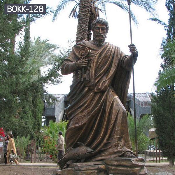 Religious outdoor garden catholic saint statues for sale