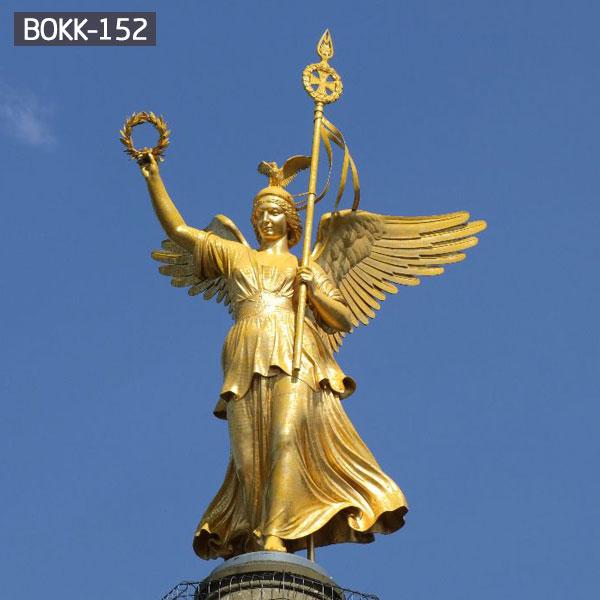 Famous Bernini angel statues bronze casting for outdoor garden decor