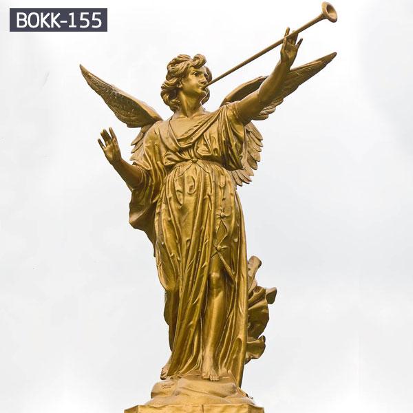 Famous Bernini archangel gabriel bronze casting statue to buy