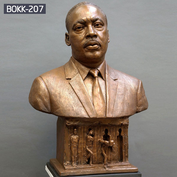 Martin Luther King bust head statues for sale
