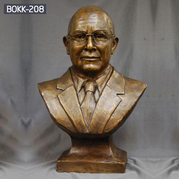 Bronze metal famous figure head statues for sale