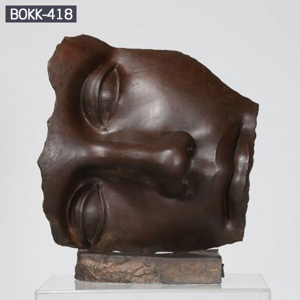Famous Igor Mitoraj bronze garden sculpture outdoor for sale