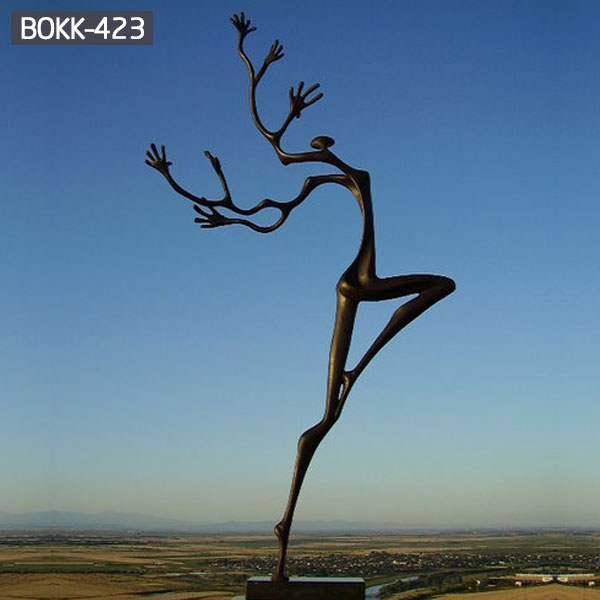 Figure tree modern metal abstract sculptures outdoor Figure tree modern metal abstract sculptures outdoor