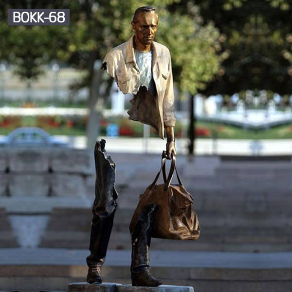 Famous bruno catalano artist sculpture replica costs