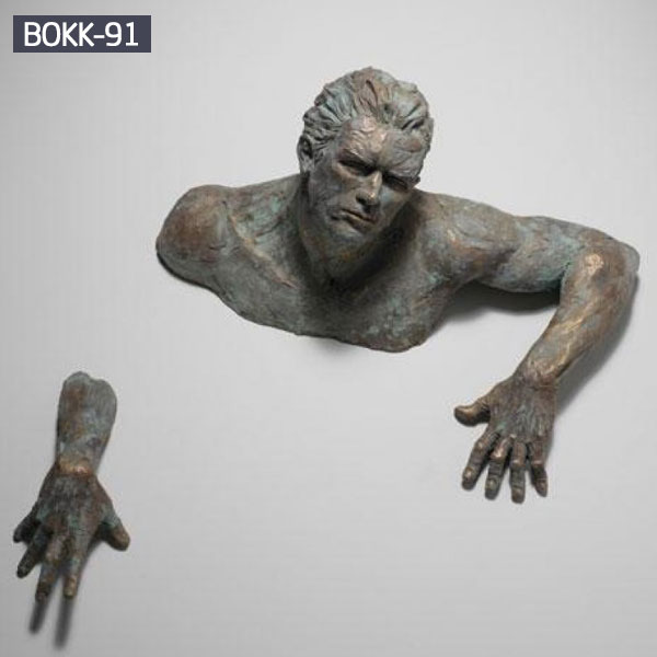 Bronze wall art matteo pugliese sculpture prices