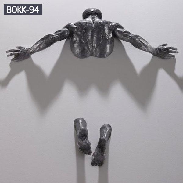 Matteo pugliese wall sculpture bronze casting for sale