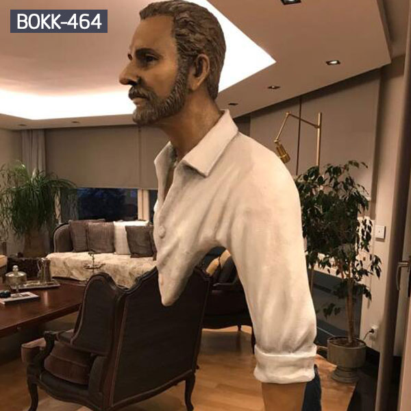 Inside home deocor Bruno catalano sculpture replica price