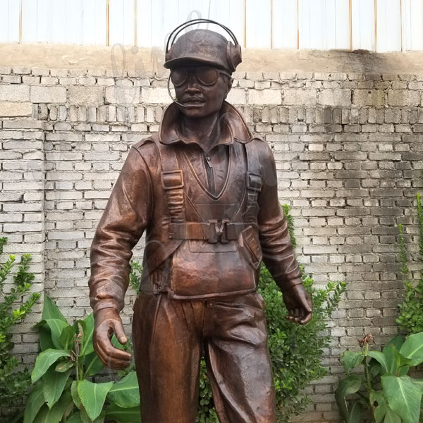 Custom Made Madetuskegee Airmen Statue Monument Replicas for Sale